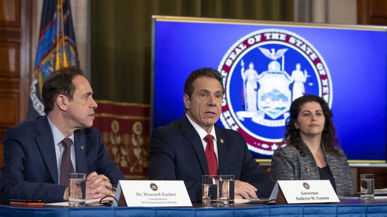 1人传9人 纽约再增5例新冠确诊 全州共11例