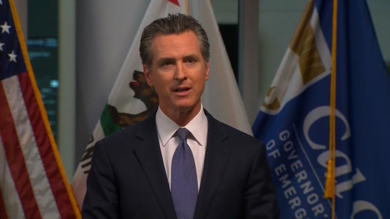 全体加州居民留在家中! 加州出台全美首个全州限制令