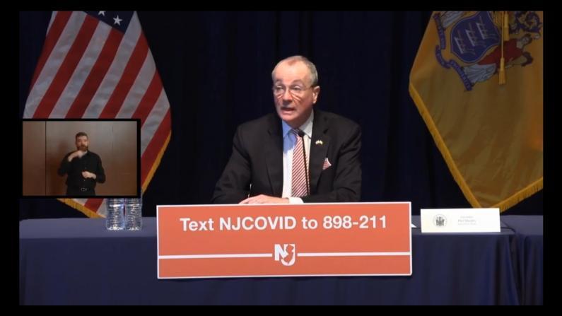 新州日增近千确诊 州长:我致电川普 要人要钱要物资