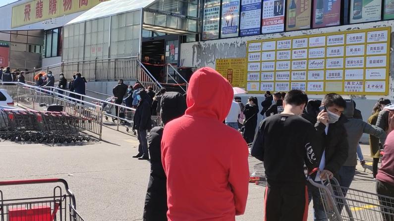 【探访】华埠-布鲁克林-法拉盛 纽约华超不戴口罩禁入