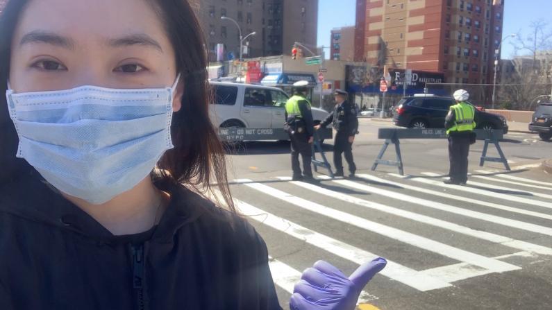 【探访】纽约今起封路!谁能进谁能出管制有多严?