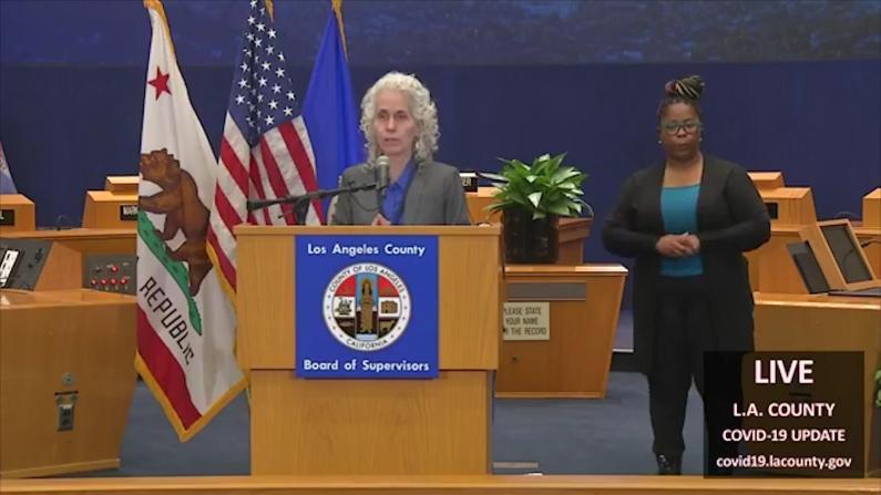 6天感染者增3倍 洛杉矶确诊数升至1465例