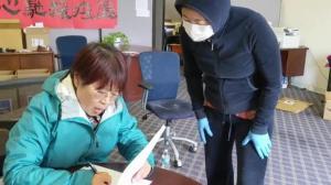 湾区救助平台共同发起人两度哽咽:医生无防护 义工冲在最前线