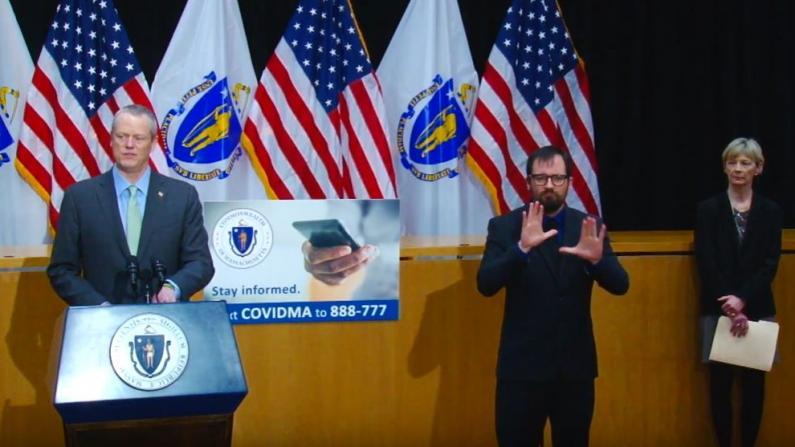 麻州州长:两周后全美新冠确诊将达峰值