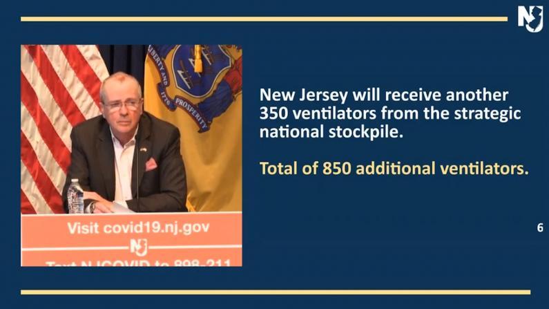新州日增三千余确诊创新高 州长: 它国医护简化注册 返聘退休业界精英
