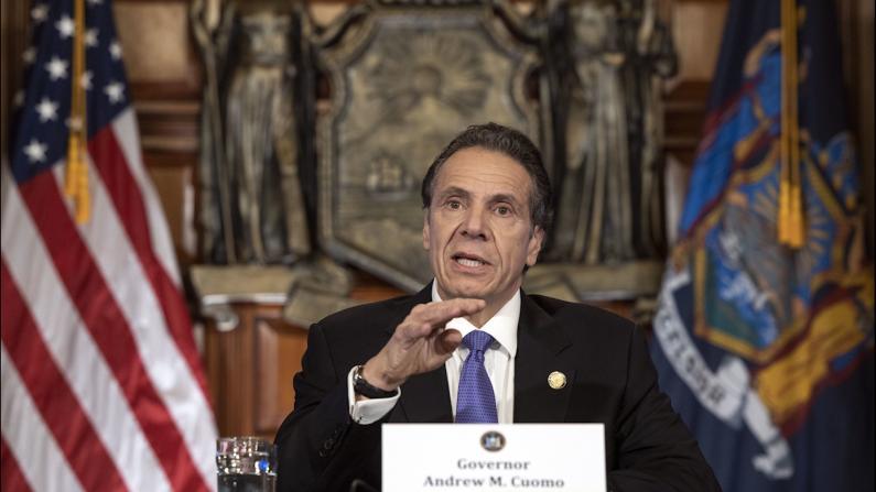 纽约州长:疫情过后我们该做自我检讨