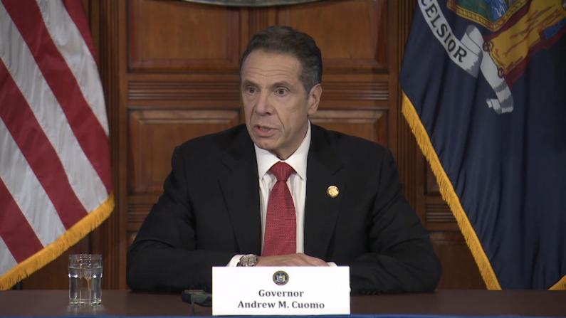 州长:纽约确诊超9.2万 呼吸机库存只够支撑6天
