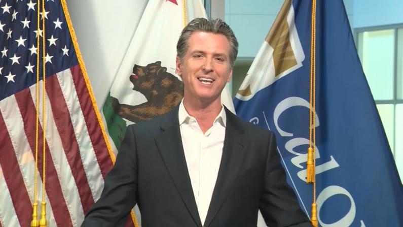 州长纽森:减税一年 加州保护小商业抗疫