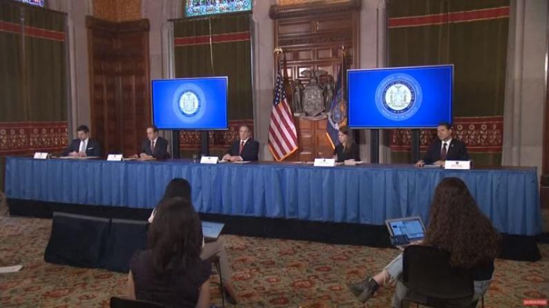 纽约州一天近8万人申失业救济系统几近崩溃 州府做出这些调整
