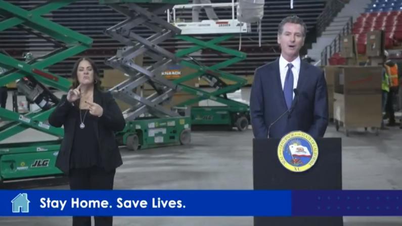 """""""他们也会为我们做相同的事!"""" 加州为纽约提供5百个呼吸机"""