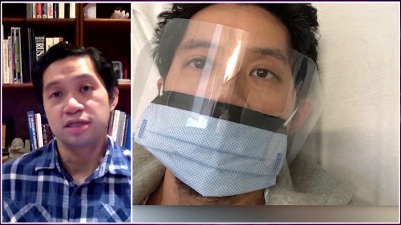 17天入院6天呼吸机 纽约患者讲述新冠治疗全程