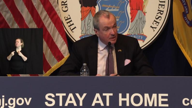 新州日增死亡创新高 州长:我们或在疫情平台期