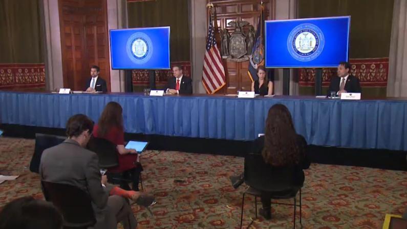 纽约81万人申请失业金至网站崩溃 新系统今晚7点上线