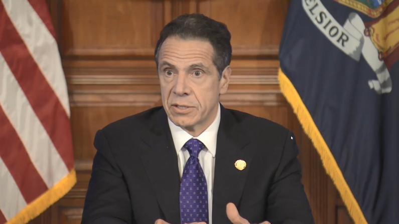 纽约ICU住院率首现负增长 州长:迅速复工需大量抗体检测