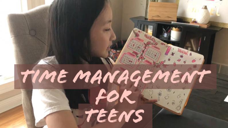 【家有两娃】初中小孩亲测:我怎么用子弹笔记做时间管理