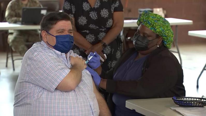 伊州长支持疫苗护照 方便证明已接种