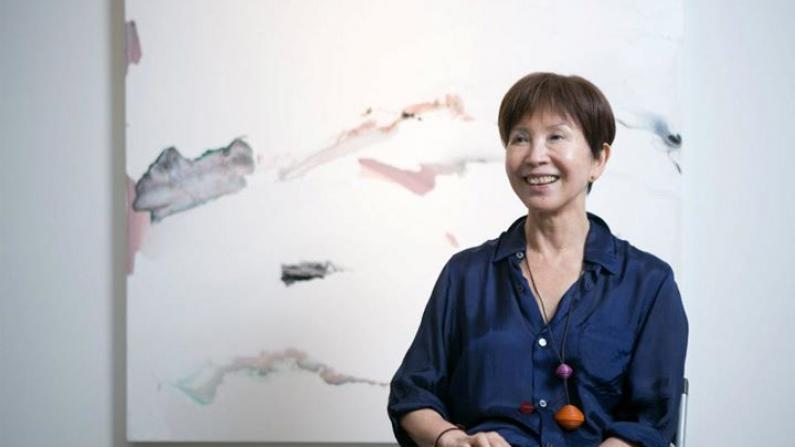 从梦魇中重生的女画家-陈张莉