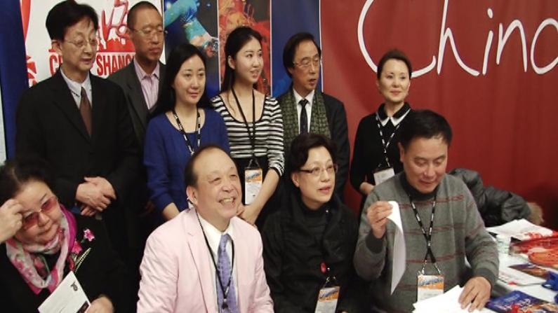 新京剧<少年中国梦> 美国签约8场巡演