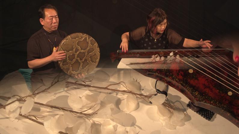 古琴大师洛杉矶巡演 3000年历史弦乐博物馆演奏