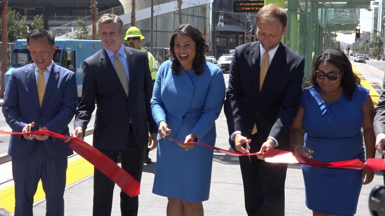 勇士旧金山新家15亿 市长乐坏了宣布一项决定