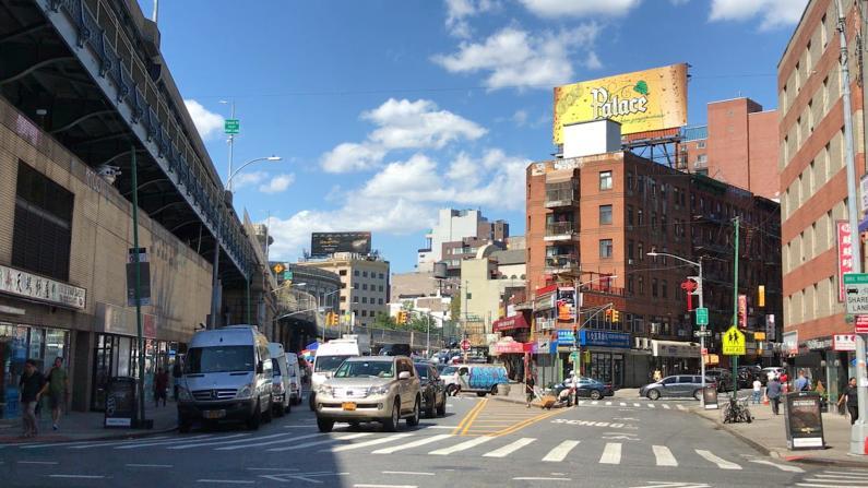 """纽约华埠空置率高不代表衰败""""是振兴的开始"""""""