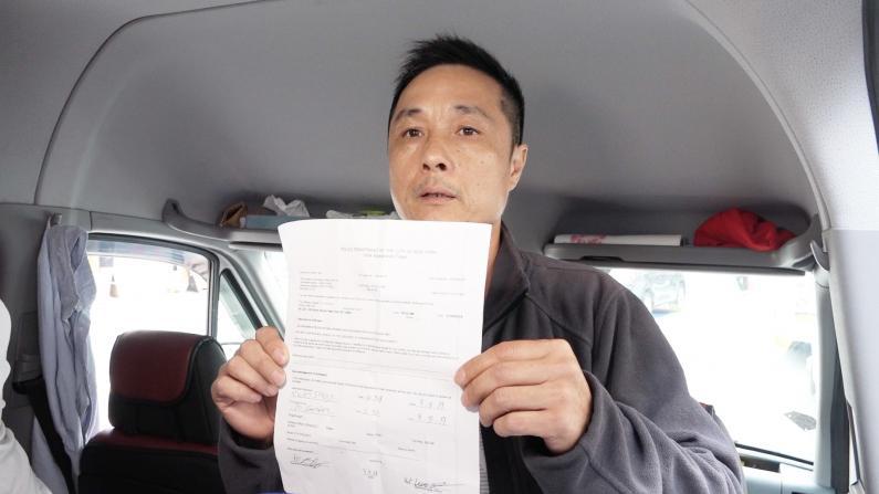 纽约华埠小巴车司机罢工 生意难做麻烦不断