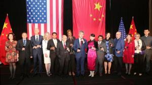中国驻芝加哥总领馆国庆招待会 政商侨学界500余人与会