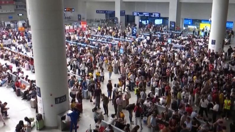 景区突破1亿人 中国游被国庆刷爆了