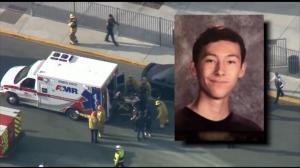 加州校园枪手动机成迷 警方:16秒枪击5人 对枪很熟悉