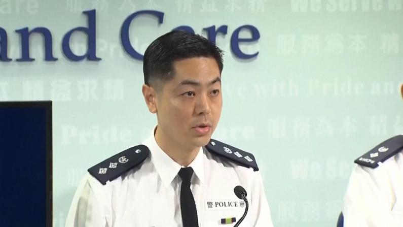修例风波至今港警共拘4491人 主要涉暴动及袭警等