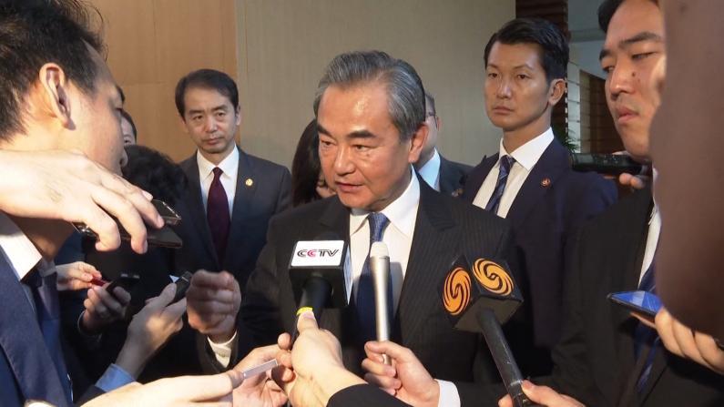 王毅:任何企图搞乱香港的图谋都不可能得逞