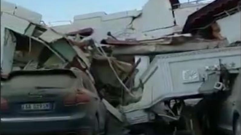阿尔巴尼亚发生6.4级地震:民宅大片倾倒 死伤数百