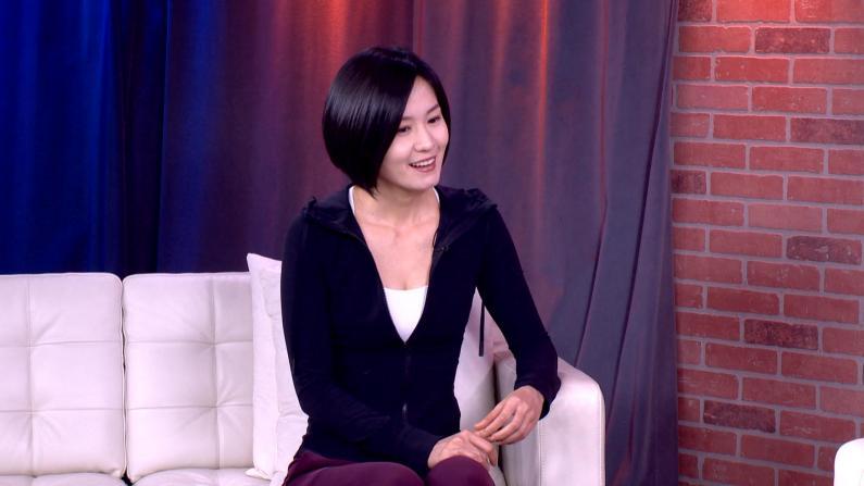 [纽约会客室]崔冰洁:女性健身的秘诀