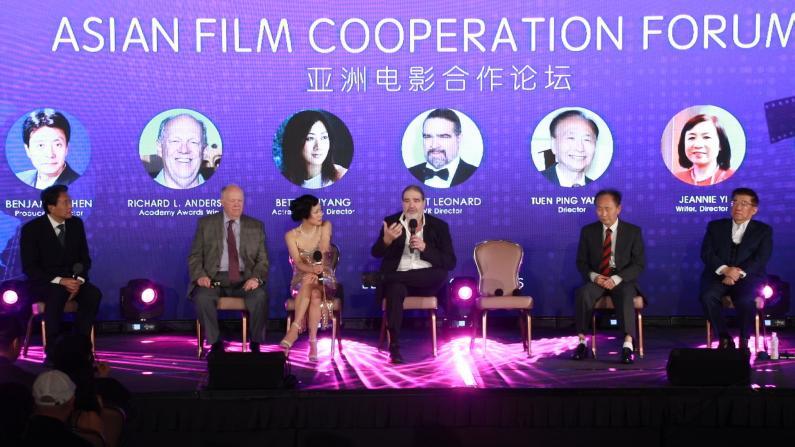 中国即将成为最大电影市场 亚洲故事为好莱坞注入新血液