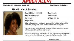 太恐怖!纽约16岁少女遭黑衣男当街绑架