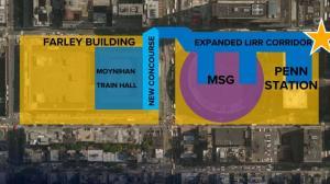 纽约州长库默公布新基建计划 宾州车站将增8条新轨道