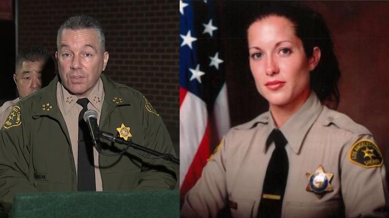 """""""她是所有警察的榜样!""""洛杉矶女警察为帮行人车祸身亡"""
