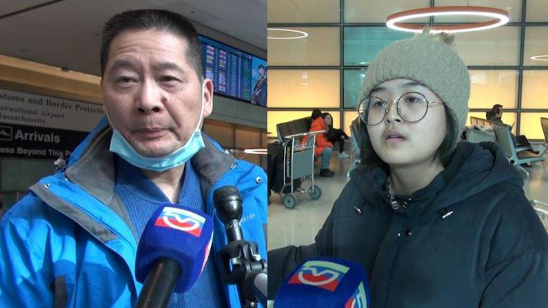 波士顿乘客:在中国戴口罩 不串门 不吃禽肉