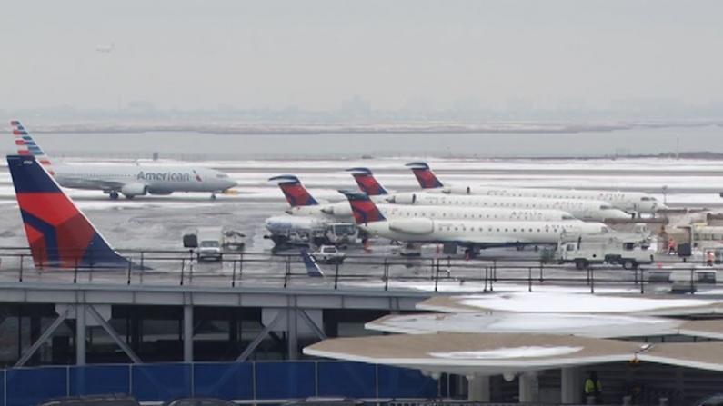 疫情期间 美中还有哪些航班能飞?最新航班取消信息都在这里