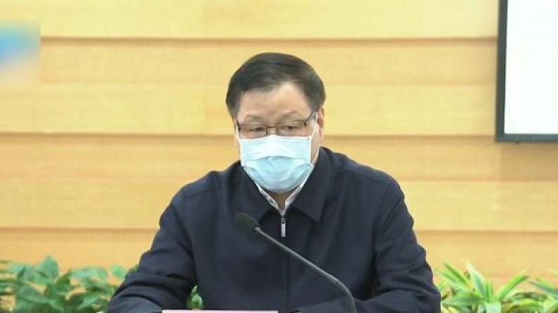 上任湖北省委书记 应勇首次发声
