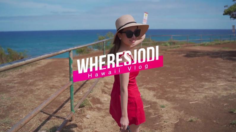 【Jodi去哪玩】黑沙滩的美你懂不懂 夏威夷茂宜岛游记