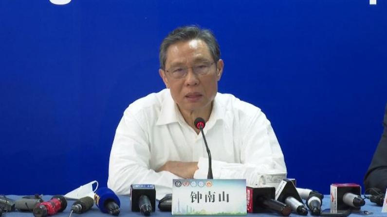 钟南山:建议疫情发展较快的国家参考中国处置