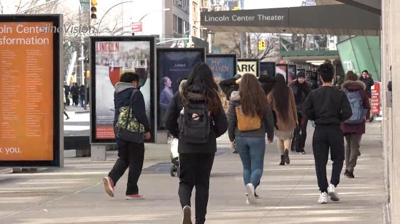 """""""新冠""""若爆发学生怎么办?纽约市已做好""""最坏打算"""""""