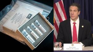 纽约州长: 日检测能力一周内达1000例 检测费政府出