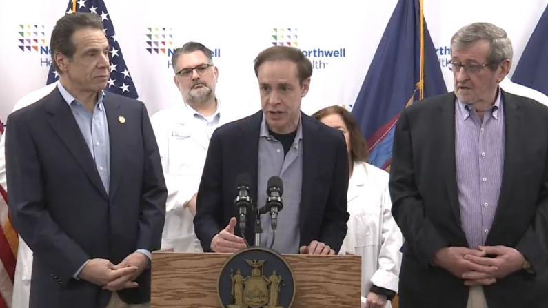 纽约州确诊患者过百 先进实验室却无权检测 州长:CDC你醒醒