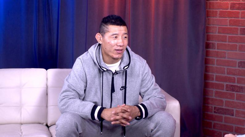 [纽约会客室]孟繁龙:挑战拳王 创造历史