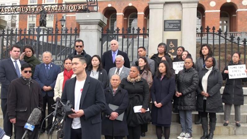 在波士顿因病毒遭遇种族歧视怎么办?记住这点帮到你