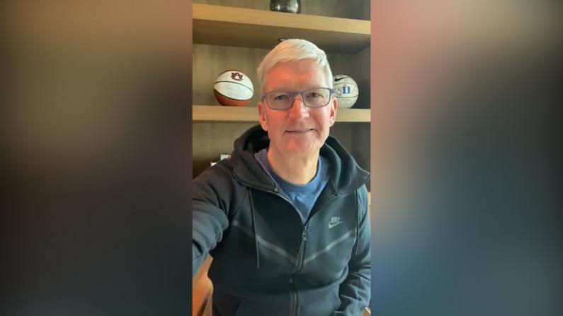 苹果公司捐赠1000万个口罩 CEO库克发推感谢一线工作者