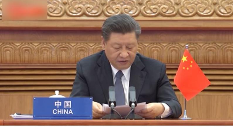 习近平:中国将加大力度向国际市场供应防疫物资