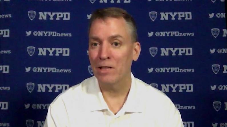 NYPD警员17%确诊 局长:无论如何必须坚守岗位